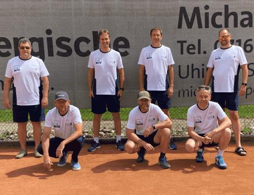 Herren 40 Bezirksoberliga TA SV Ohmenhausen -TC Albershausen